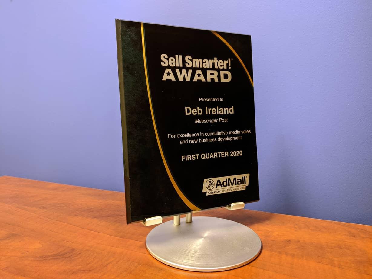 , Sell Smarter Awards