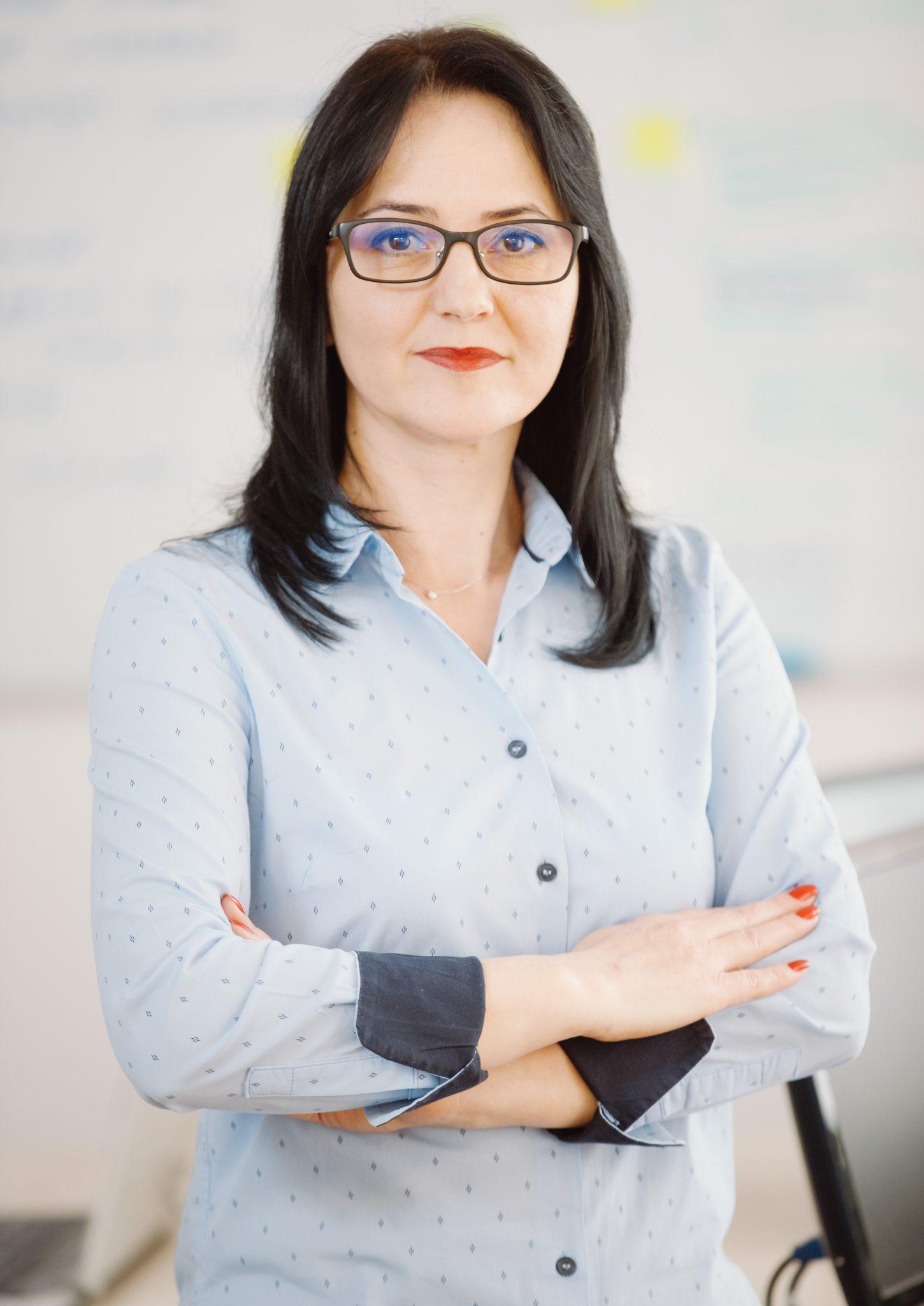 Lacramioara Ichim - Specialist Resurse Umane