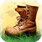 boot print survival