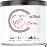 How cool is this lemonade mix with your logo on it! You can also order hot chocolate!. This would make a pretty neat retail item, donation gift or client appreciation gift!