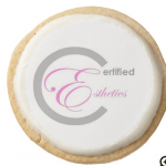 This is a little extravagant and you could probably find someone local- Gourmet premium shortbread cookies gourmet premium shortbread cookies