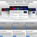 seo博客分享:网站设计之表格不变形的技巧