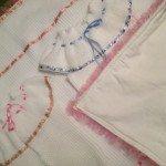 Selanik Örgüsü Bebek Battaniyesi Yapılışı