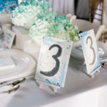Artistic Boho Wedding I New Jersey Wedding Planner I Jersey Shore Wedding Planning I Table Numbers