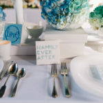 Artistic Boho Wedding I New Jersey Wedding Planner I Jersey Shore Wedding Planning I Ombre Blue Florals