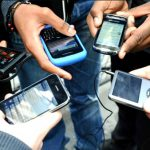 ondes électromagnétiques des téléphones portables