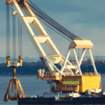 Shipboard Crane Sheaves