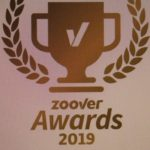 Zoover Gold Award 2019