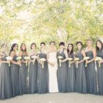 Classic Hollywood Wedding California I Dee Kay Events I New Jersey Wedding Planner I LA Bridesmaids