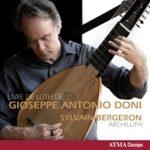 Livre de luth de Gioseppe Antonio Doni 1