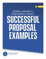 GUR Successful Proposal Example Download