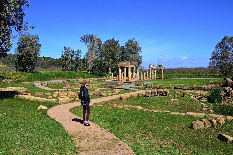 Archeaological site of Vravrona, Greece