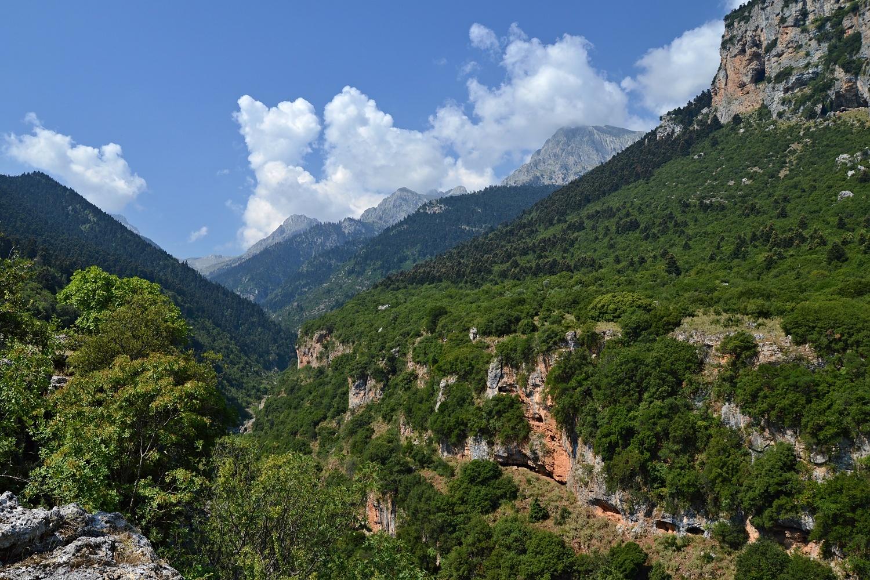 Velitsa Valley, Mount Parnassos