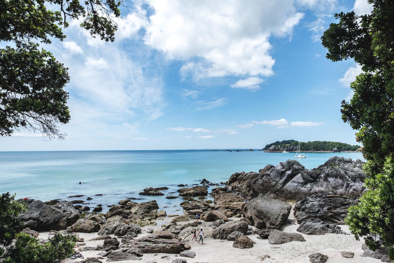 Strand am Mount Maunganui