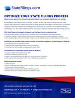 Download > StateFilings.com Datasheet