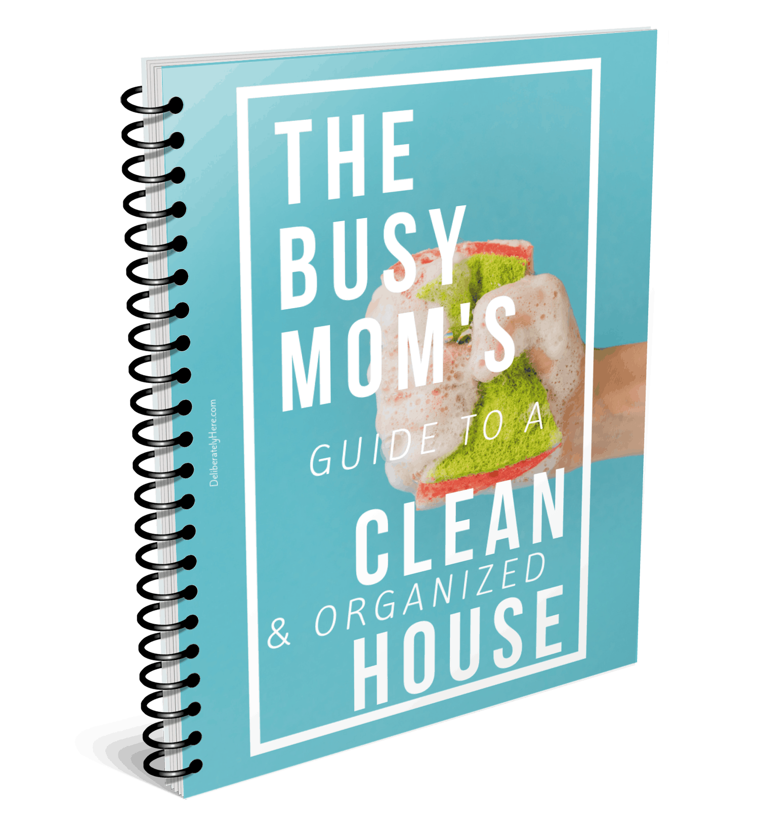 The Busy Mom's Guide to a Clean & Organized House - the eBook