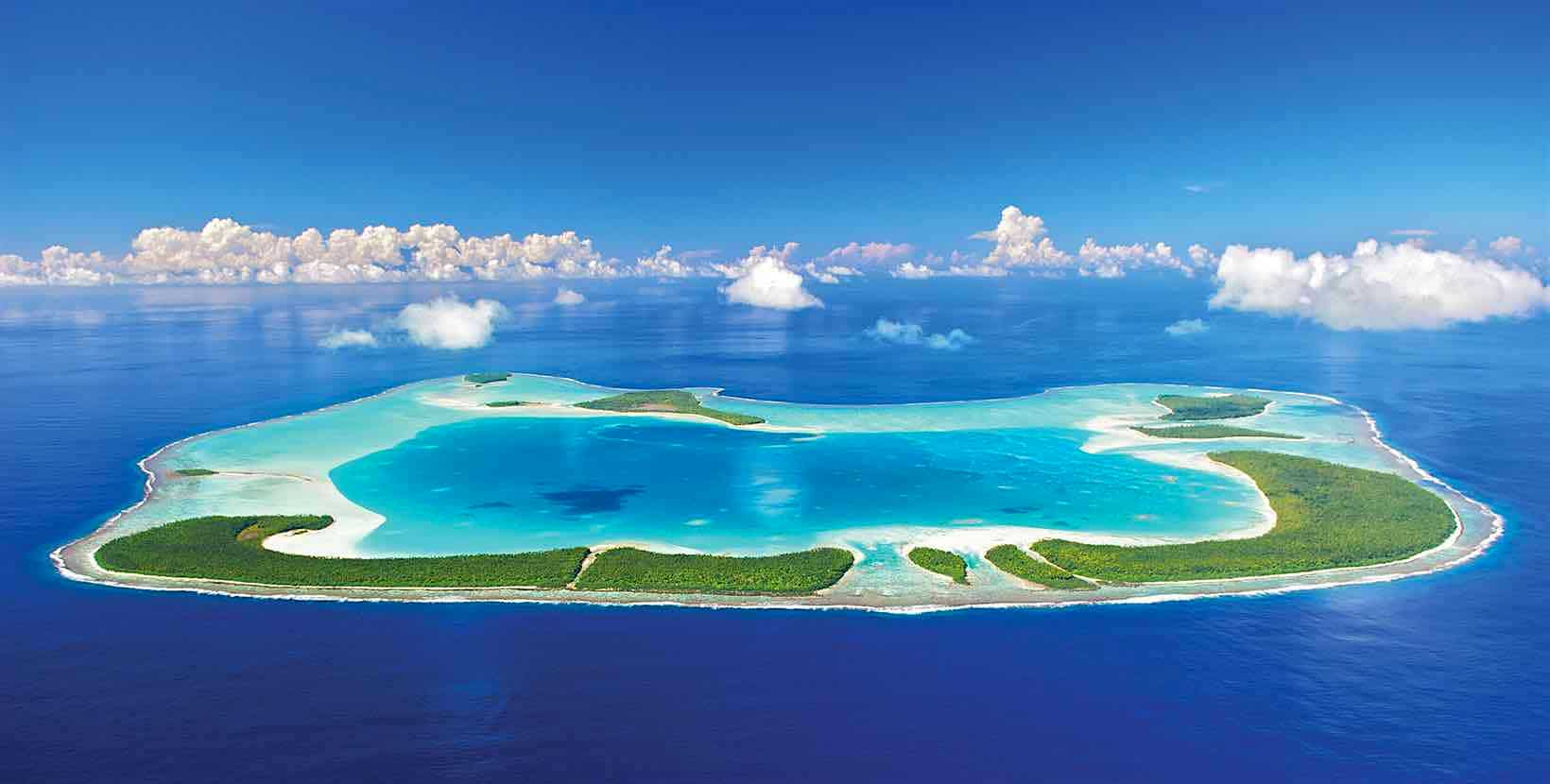 The Brando: Ultra exclusivo resort en una isla privada de Tahití del actor Marlon Brando