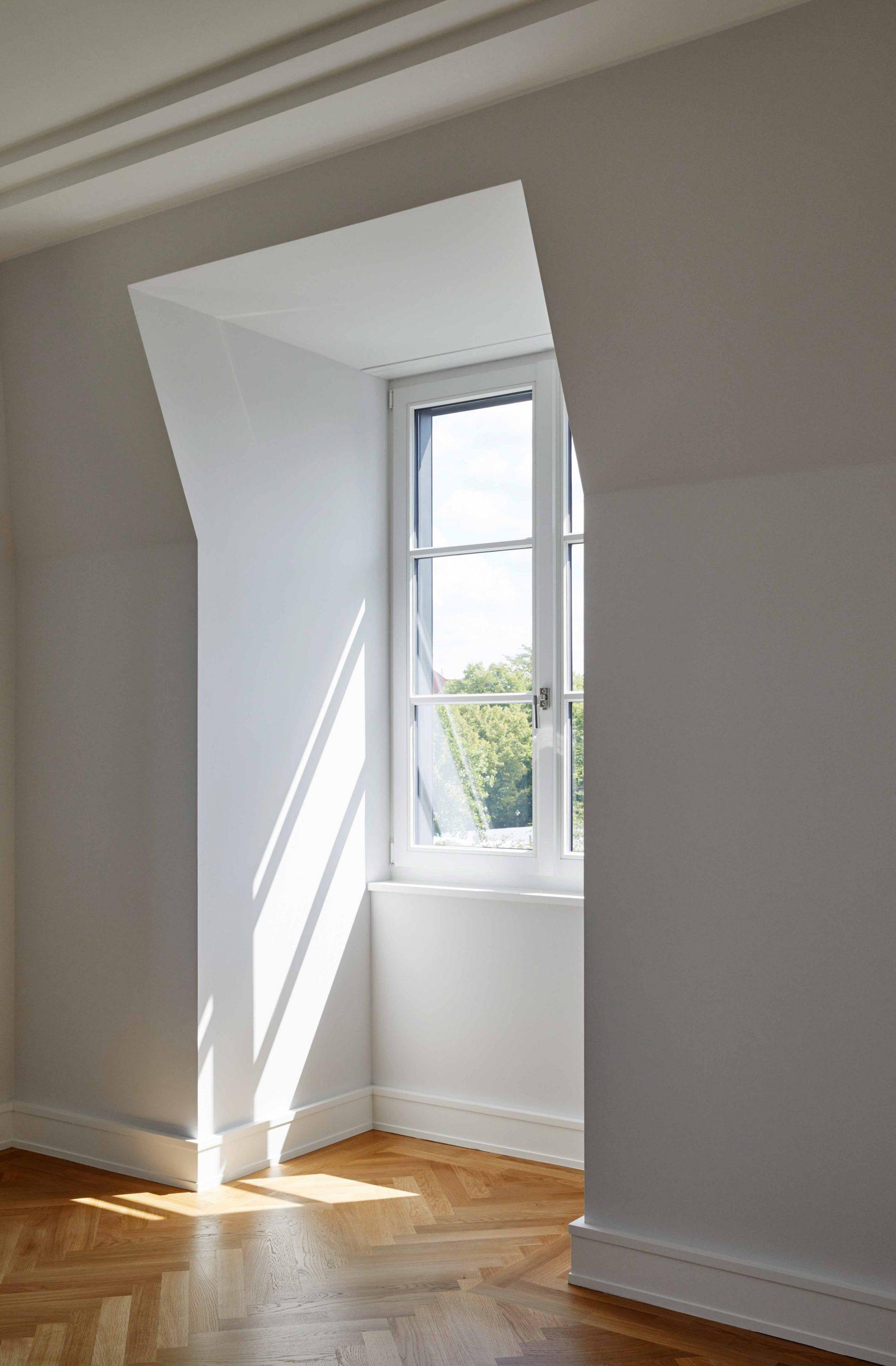 Berlin-Westend Preussenallee Fenster