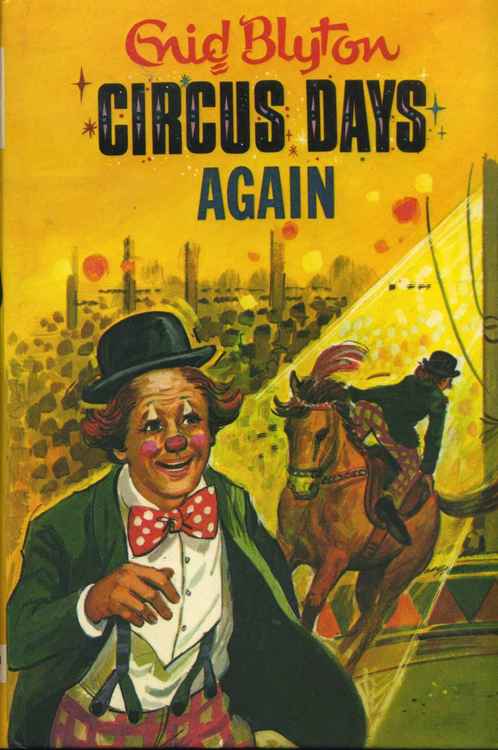 circus days again enid blyton book