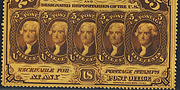 1862 1st Issue 25 Cent Note