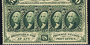 1862 1st Issue 50 Cent Note