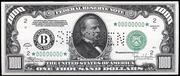 1934C $1000 Federal Reserve Note Green Seal