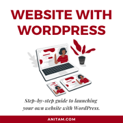 7 Steps to Creating a Website with WordPress