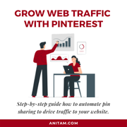 How to Grow your Web Traffic with Pinterest in 2020