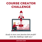 Join the Course Creator Challenge & Turn Your Passion into Profit