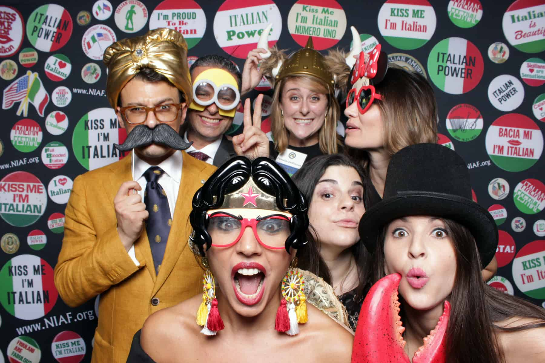 dc photo booth rental