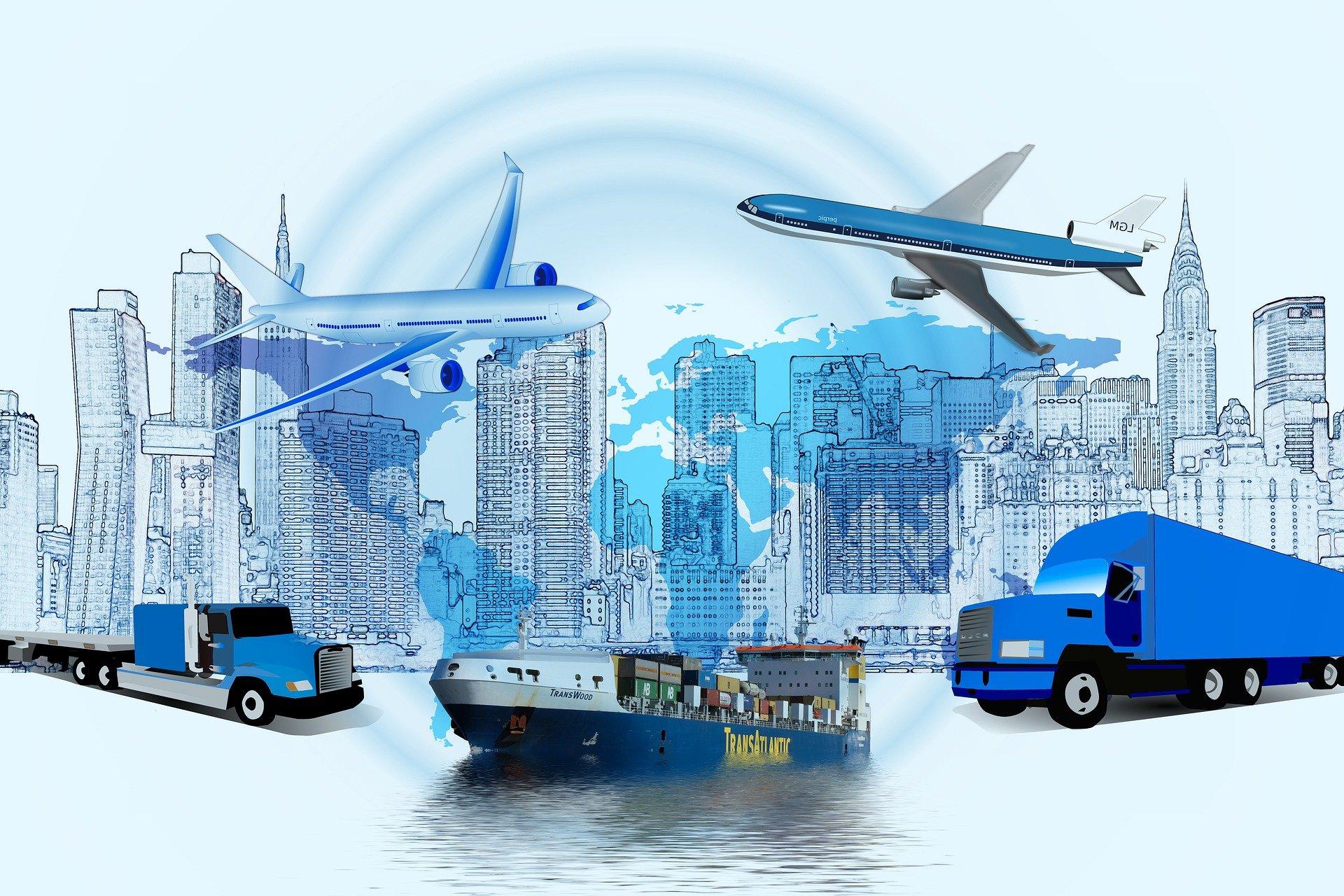 métiers logistique