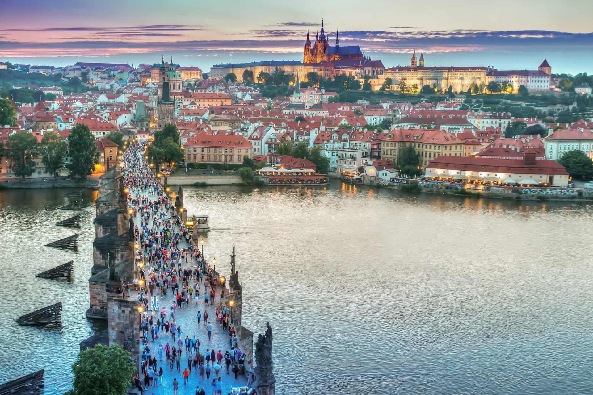 Prague – The Golden City of the Thousand Spires