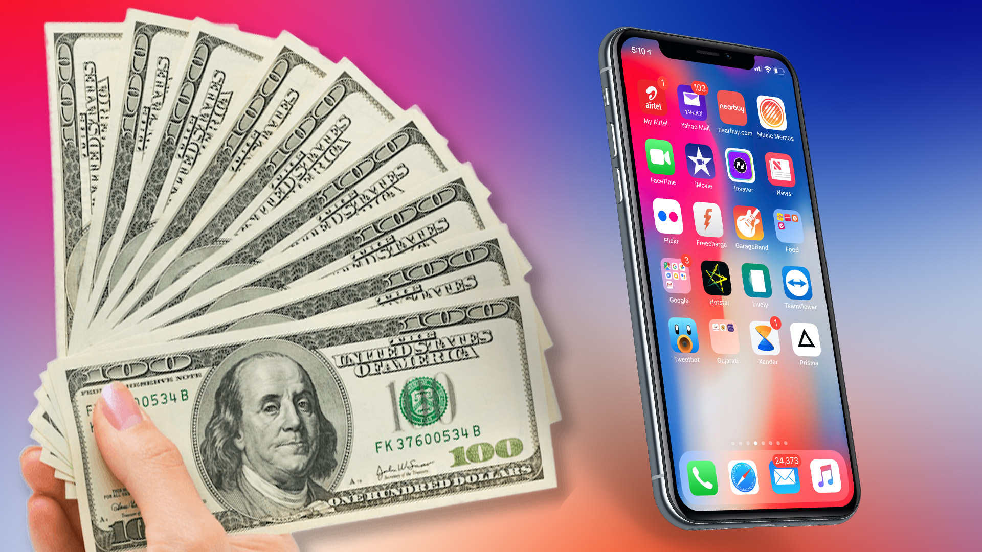 Buying an iPhone