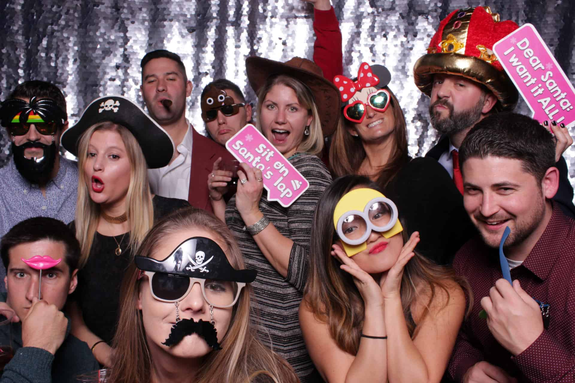 corporate photo booth baltimore
