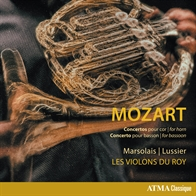 Mozart Concertos pour cor