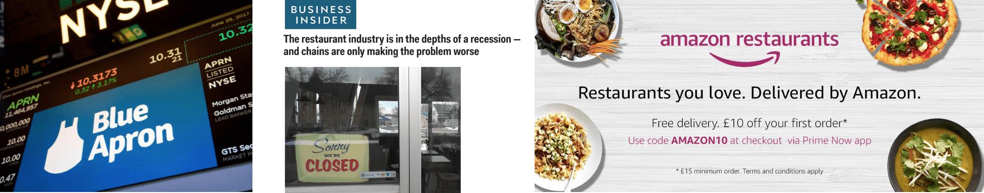Headlines restaurant