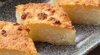 Zayıflatan Manyoklu kek tarifi