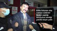 Bursa'da Yaşandı
