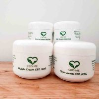 CBD and CBG skin CBD and CBG Muscle Creams - CBD ME