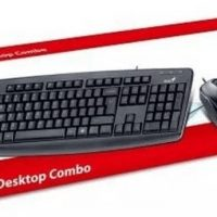 teclado y mouse genius