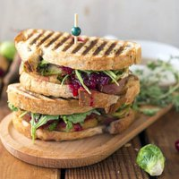 Loaded Holiday Panini