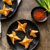 Vegan Crab Rangoon [Epic Vegan Cookbook]