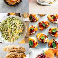 Best Vegan Persimmon Recipes