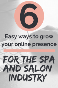 Get yourself noticed by new clients by following 6 easy ways to grow your online presence