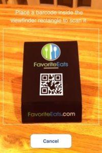 restaurant technology - favoriteeats