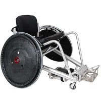 Wheelchair rugby - defensive chair