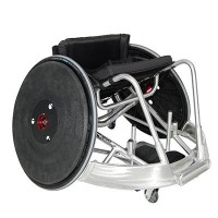 Wheelchair rugby - offensive chair