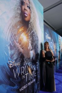 It's still kind of hard for me to believe I was actually at the red carpet premiere for A Wrinkle In Time, one of the most anticipated films of the year. And if that's not enough, I also went to the after party where Oprah, Resse Witherspoon, Mindy Kaling, and the rest of the cast were celebrating this brilliant new film.