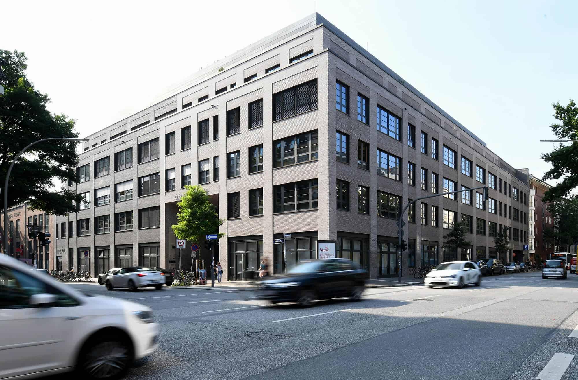 Zeisehof Hamburg Altona Projektentwickler