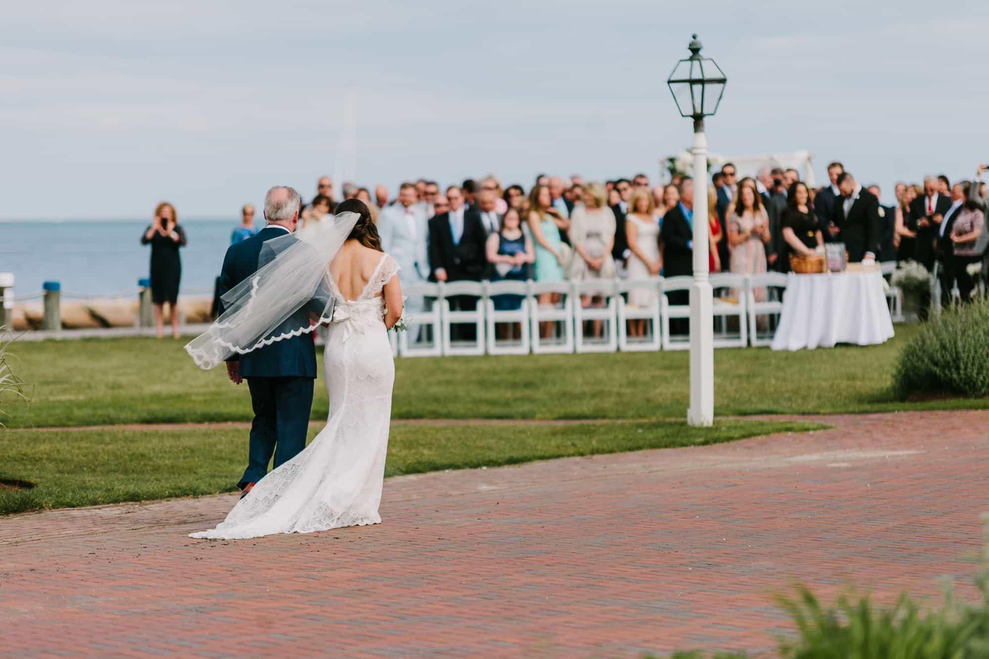 Wychmere Beach Club Wedding Photography